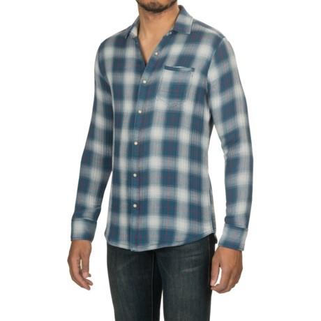 Jeremiah Brodie Reversible Shirt - Long Sleeve (For Men)