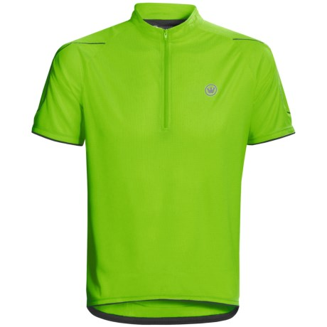 Canari Sport Cycling Jersey - Short Sleeve (For Men)