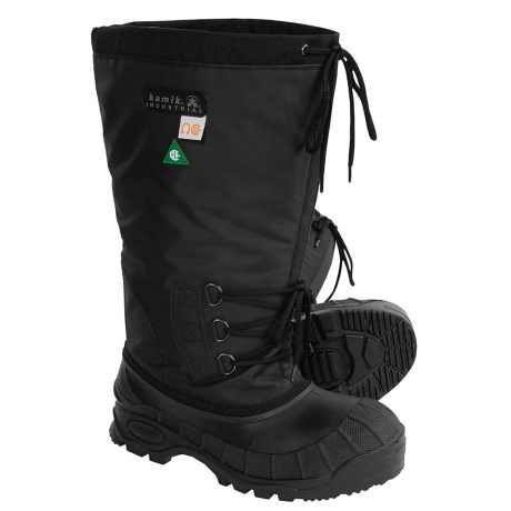 Kamik Roughneck 3 Pac Boots - Safety Toe, Waterproof, Insulated (For Men)