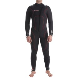 Camaro Stingray Semi-Dry Diving Wetsuit - 7mm (For Men)