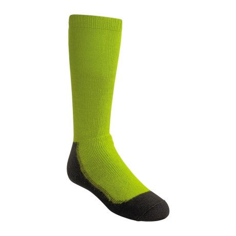 Wigwam Snow Chaser Pro Ski Socks - Over the Calf (For Little and Big Kids)