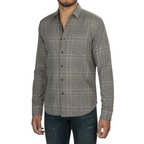 Jeremiah Fillmore Reversible Printed Shirt - Long Sleeve (For Men)