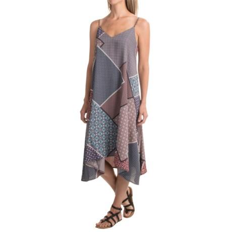 Artisan NY Printed Flared Dress - Sleeveless (For Women)