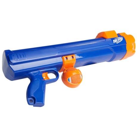 Nerf Dog Nerf Tennis Ball Blaster Dog Toy
