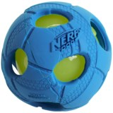 Nerf Dog Bash Ball Light Up Dog Toy - Small