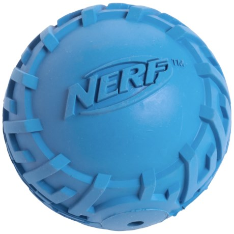 Nerf Dog Tire Squeaker Ball Dog Toy - Small