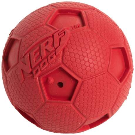 Nerf Dog Squeaky Soccer Ball Dog Toy - Small