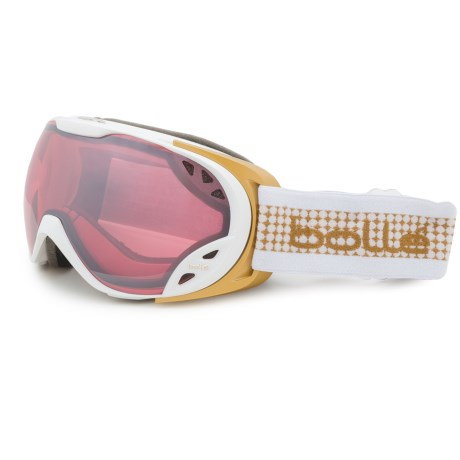 Bolle Duchess Ski Goggles - Mirror Lens (For Women)