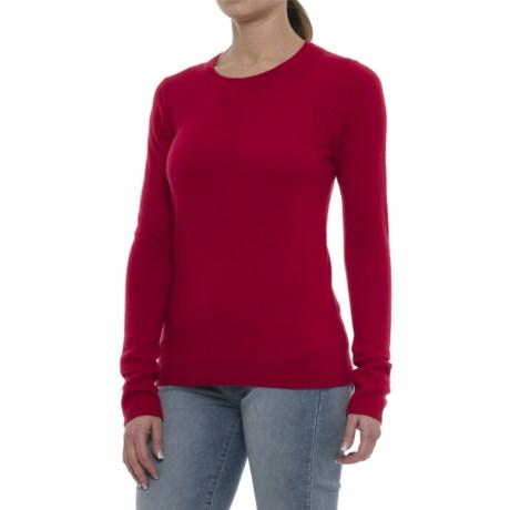 Tahari Cashmere Sweater - Crew Neck (For Women)