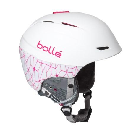 Bolle Millennium Ski Helmet (For Women)