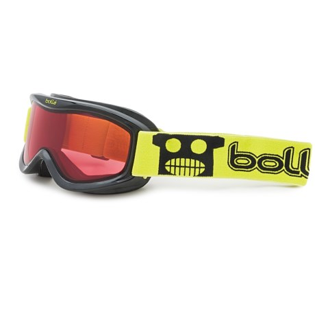 Bolle Amp Ski Goggles (For Kids)