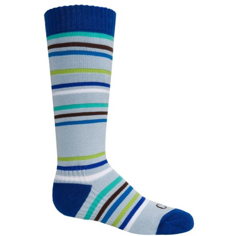 Hot Chillys Hype Midweight Ski Socks - Over the Calf (For Little and Big Kids)