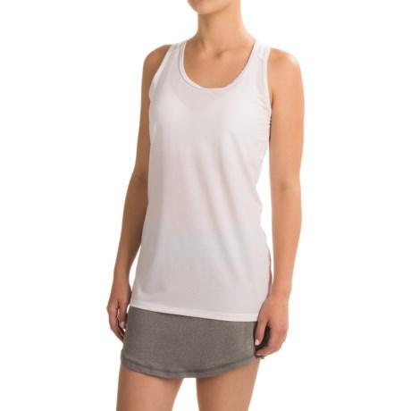 Penn Mesh Racerback Singlet Shirt - Racerback, Sleeveless (For Women)