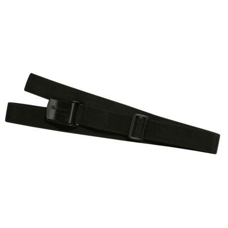 Allen Co. Web Wader Belt - Nylon, Quick-Release Buckle