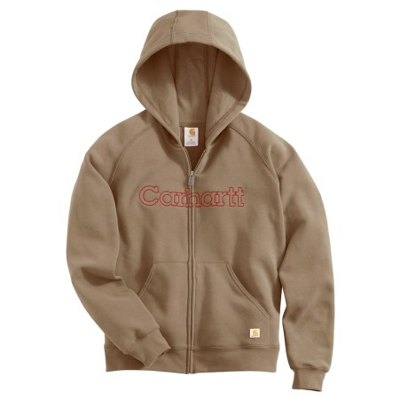 Carhartt Graphic Hoodie Sweatshirt - Midweight (For Women)
