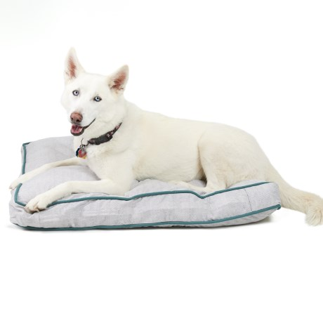 Humane Society Rescue Dog Rectangle Dog Bed - Large, 36x27""