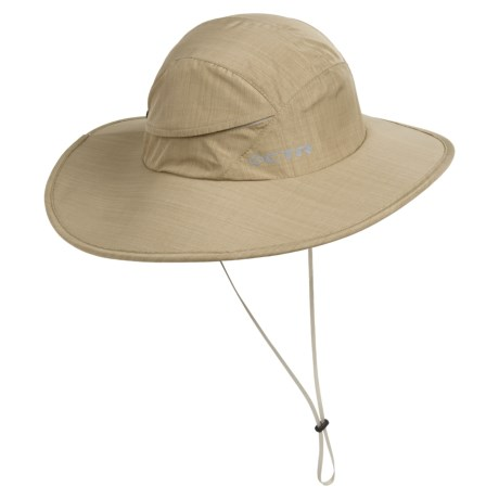 CTR Stratus Sombrero Sun Hat (For Men and Women)