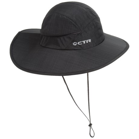 CTR Stratus Sombrero Sun Hat (For Men and Women)