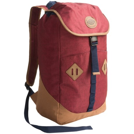Dickies Pop Top Backpack