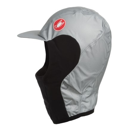 Castelli Tempesta Cycling Hood (For Men and Women)