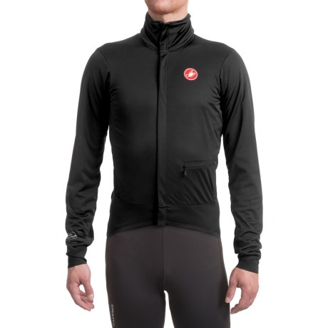 Castelli Alpha Windstopper® Cycling Jacket (For Men)