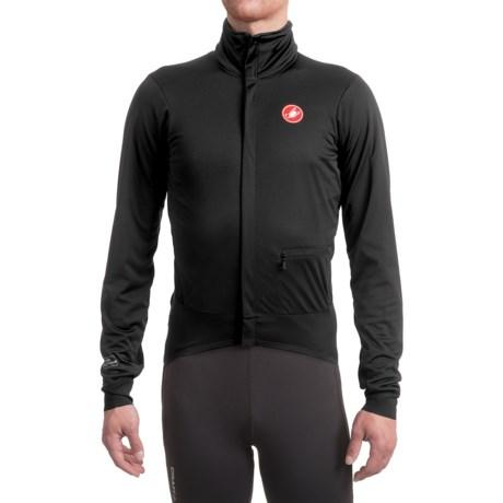 Castelli Alpha Windstopper® Cycling Jacket (For Men)