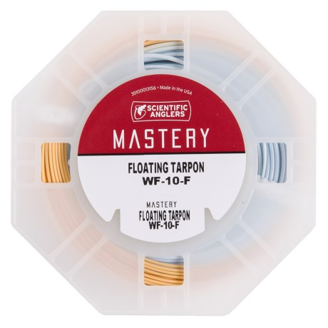 Scientific Anglers Mastery Tarpon Floating Fly Line - 100', Weight Forward
