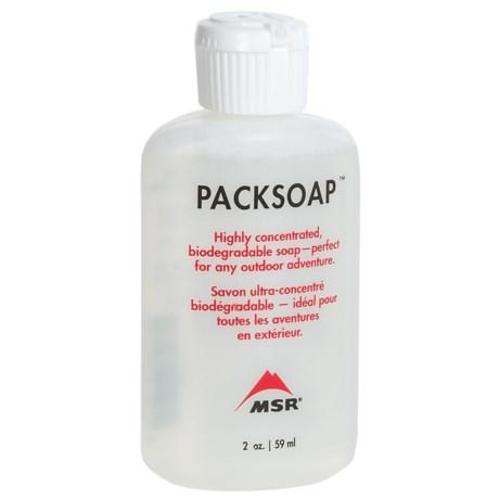 MSR Packsoap - 2 fl.oz.