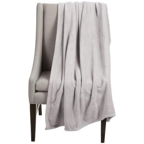 "Dream Home Super-Plush Oversized Throw Blanket - 50x70"""