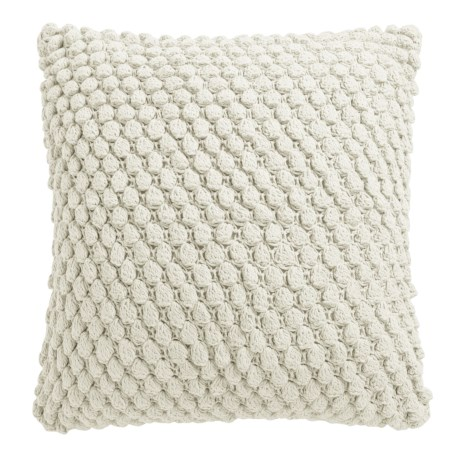 """Dream Home Knotted-Knit Throw Pillow - 20x20"""""""