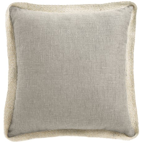 Dream Home Textured Chenille Pillow - 20x20""