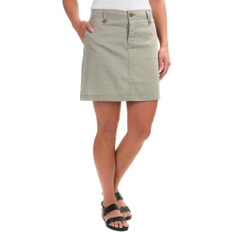 Mountain Khakis Island Skirt (For Women)