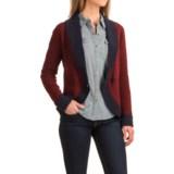 Mountain Khakis Fleck Shawl Cardigan Sweater - Lambswool Blend (For Women)