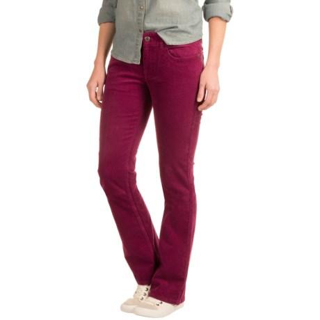 Mountain Khakis Canyon Corduroy Pants - Slim Fit (For Women)