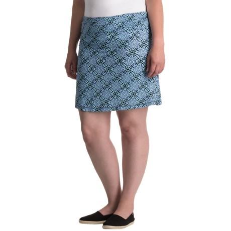 White Sierra Angier Mosaic Skirt (For Women)