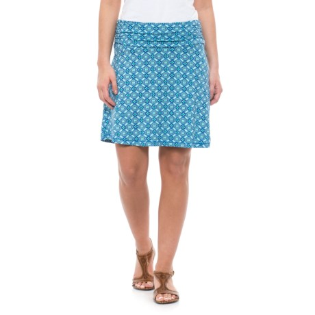 White Sierra Angier Mosaic Skirt (For Women)
