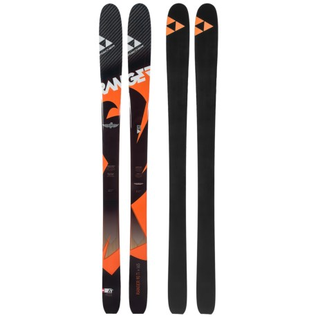 Fischer Ranger 90 Ti Alpine Skis