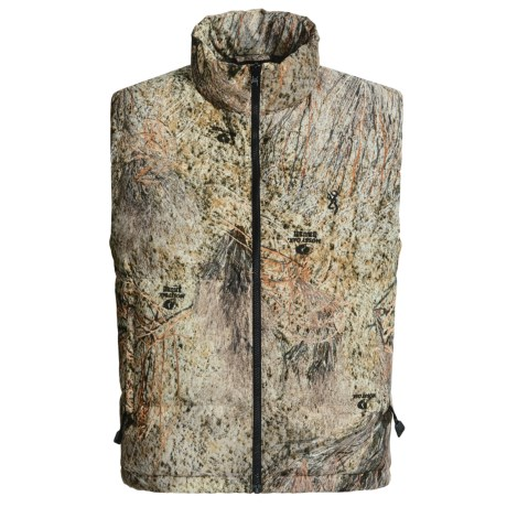 Browning Goose Down Vest - 650 Fill Power (For Big and Tall Men)