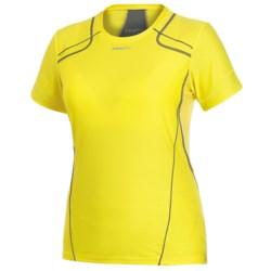 Craft of Sweden High-Performance Run T-Shirt - Short Sleeve (For Women)