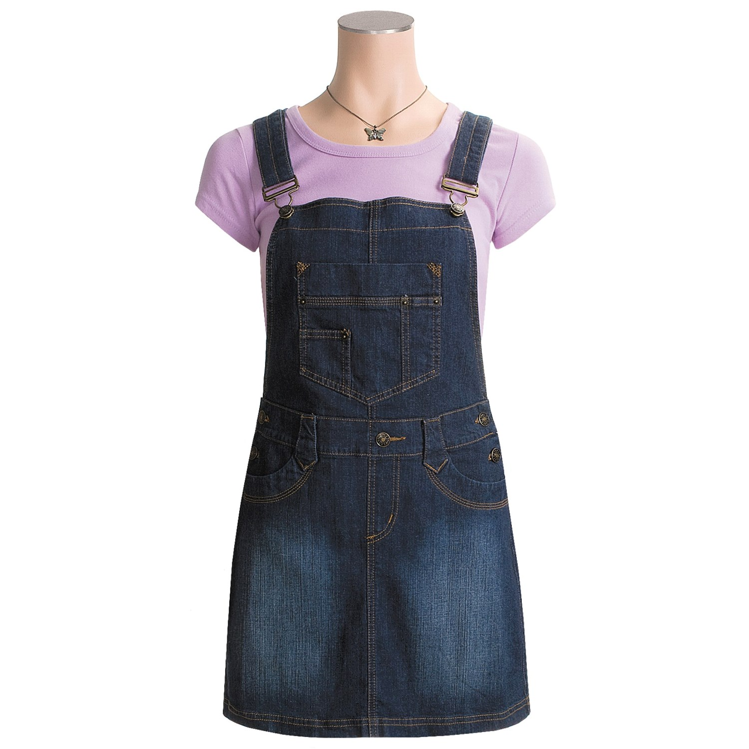 roper skirt overalls for 2208y save 36