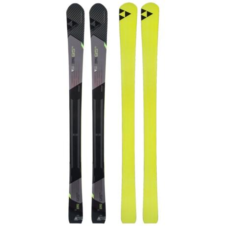 Fischer Pro Mtn 95 Ti Alpine Skis