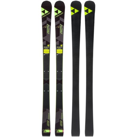 Fischer RC4 World Cup GS Jr. Alpine Skis (For Kids)