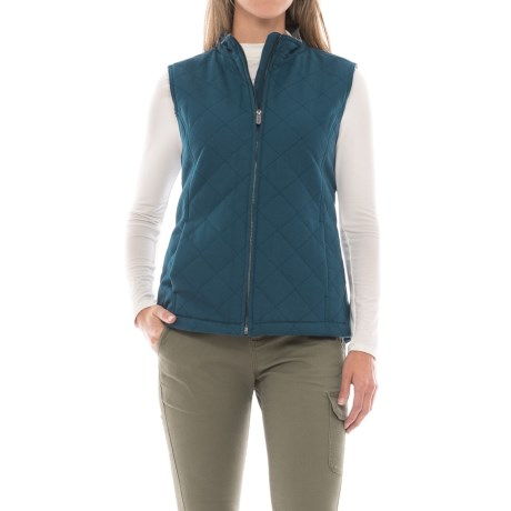 Wolverine Belmont Vest - Sherpa Lined (For Women)