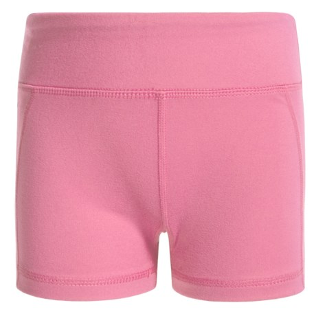Gracie by Soybu Sporty Shorts (For Little and Big Girls)