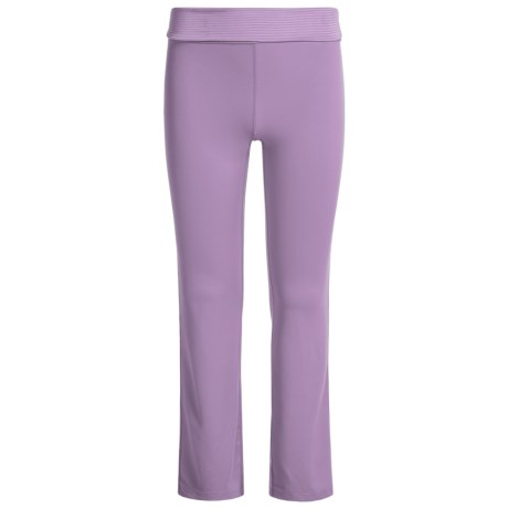 Gracie by Soybu Selina Yoga Pants (For Little and Big Girls)