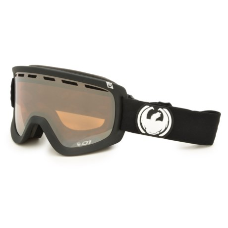 Dragon Alliance D1 OTG Ski Goggles - Extra Lens