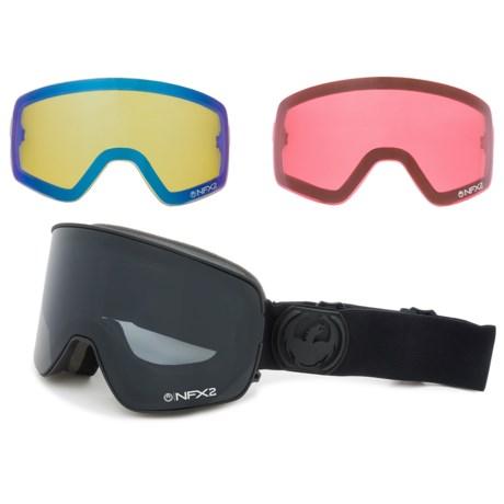 Dragon Alliance NFX2 Ski Goggles - Extra Lenses