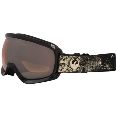 Dragon Alliance D3 OTG Ski Goggles