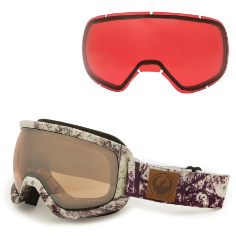 Dragon Alliance D3 Ski Goggles - Extra Lens