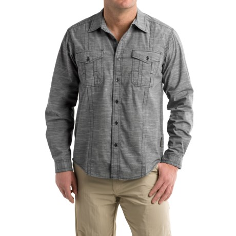ExOfficio Ankora Shirt - UPF 30+, Long Sleeve (For Men)